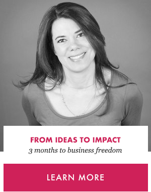 Sophie Moreau Ideas to Impact