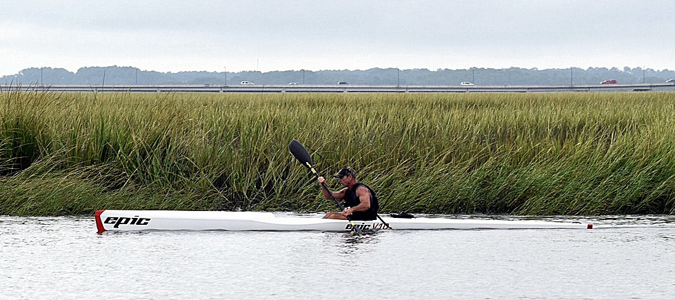 Racing in the idyllic marshes of the Low Country