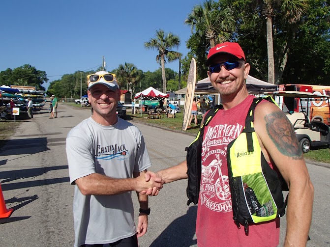 Michael Herrin and Shane Kleynhans