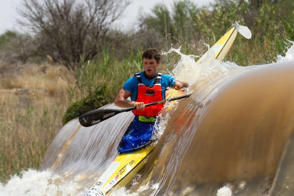 When in Rome---Hansa Fish River Canoe Marathon