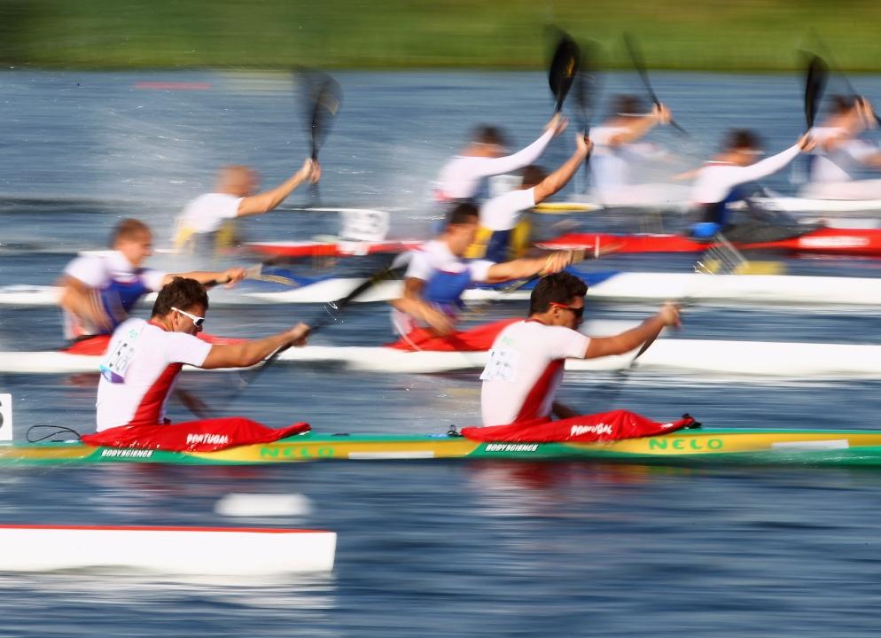 Rio Olympics Sprint Canoe Events