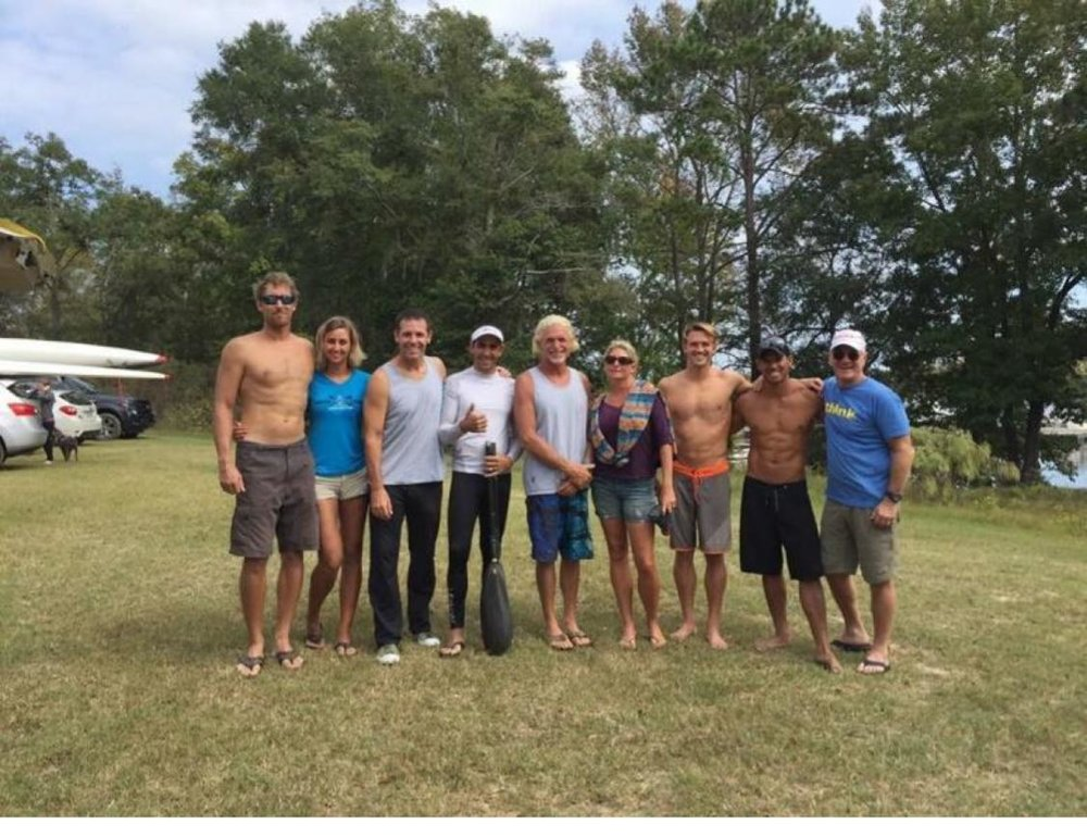 North Florida Watermen w/ Lee & Gesine McGregor