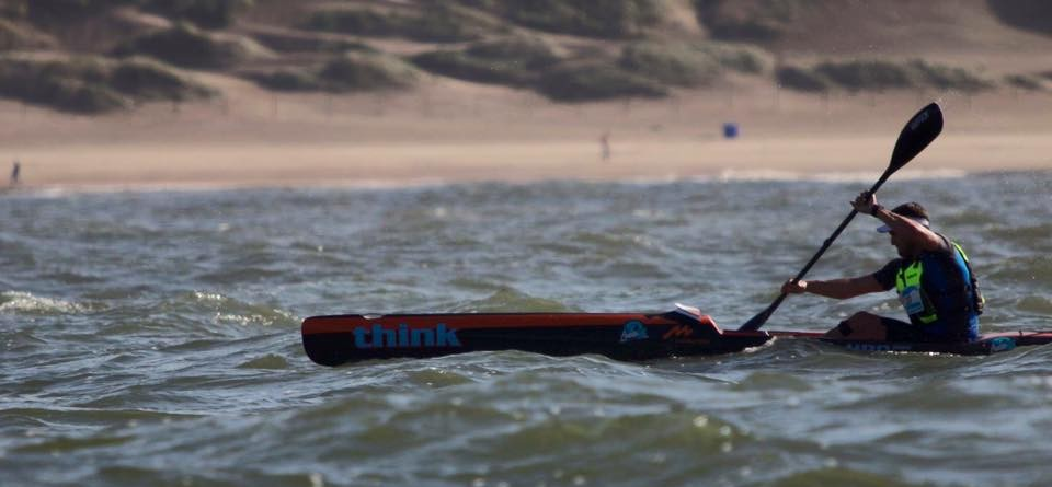 Sean Rice Takes The Win At The Dutch Coast Race