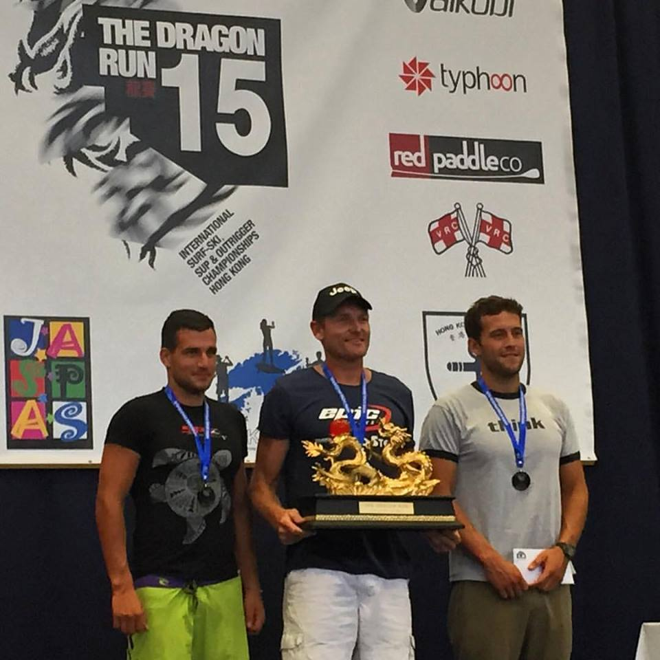 2015 Podium--from left: Adrian Boros, Hank Mcgregor, Sean Rice