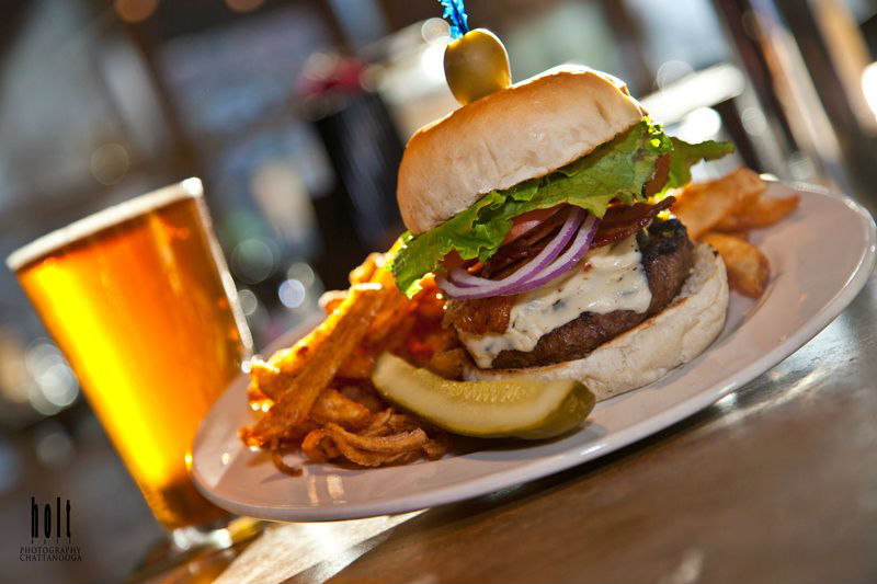 Tremont Tops The Burger List