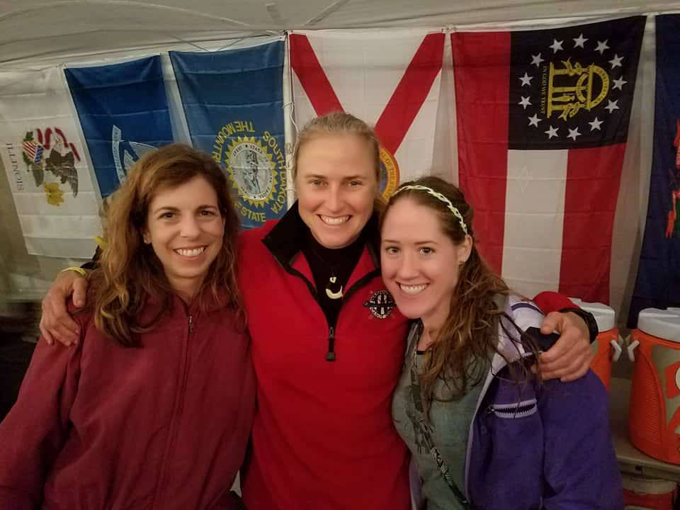 Myrlene Marsa, Pam Boteler, Lindsey O'Shea