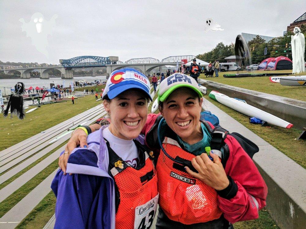 Lindsey & Julieta Gismondi