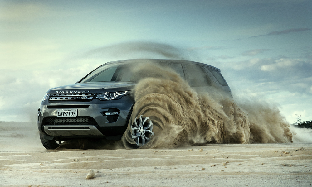 Wunderman | Land Rover