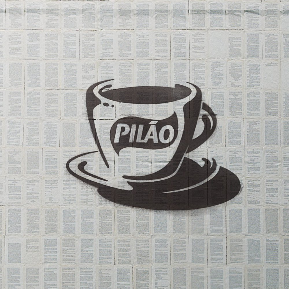 JWT | Pilão | A book in one shot