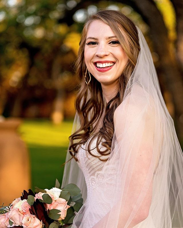 Did you book your bridal session yet? A lot of brides opt to have a bridal because you will get one whole photo shoot in your bridal attire! An extra day of wearing your beautiful gown and a trial run for your hair and makeup! Have a bridal session! You will totally thank yourself 10 -20 -30 years from now! #loverox⠀ .⠀ .⠀ .⠀ .⠀ .⠀ #weddinginspiration #weddingideas #wedding  #engagement #engagementsession #weddingphotographer #weddingphotography #austinweddingphotography #austinphotographer #sanantoniophotographer #austinweddings #weddingwire #austinweddings #bridal #bridals #bridesofaustin #bebold #ohwowyes #brideandgroom #keepaustinwed #do512 #centraltexasweddings #centraltexasweddingphotography⠀