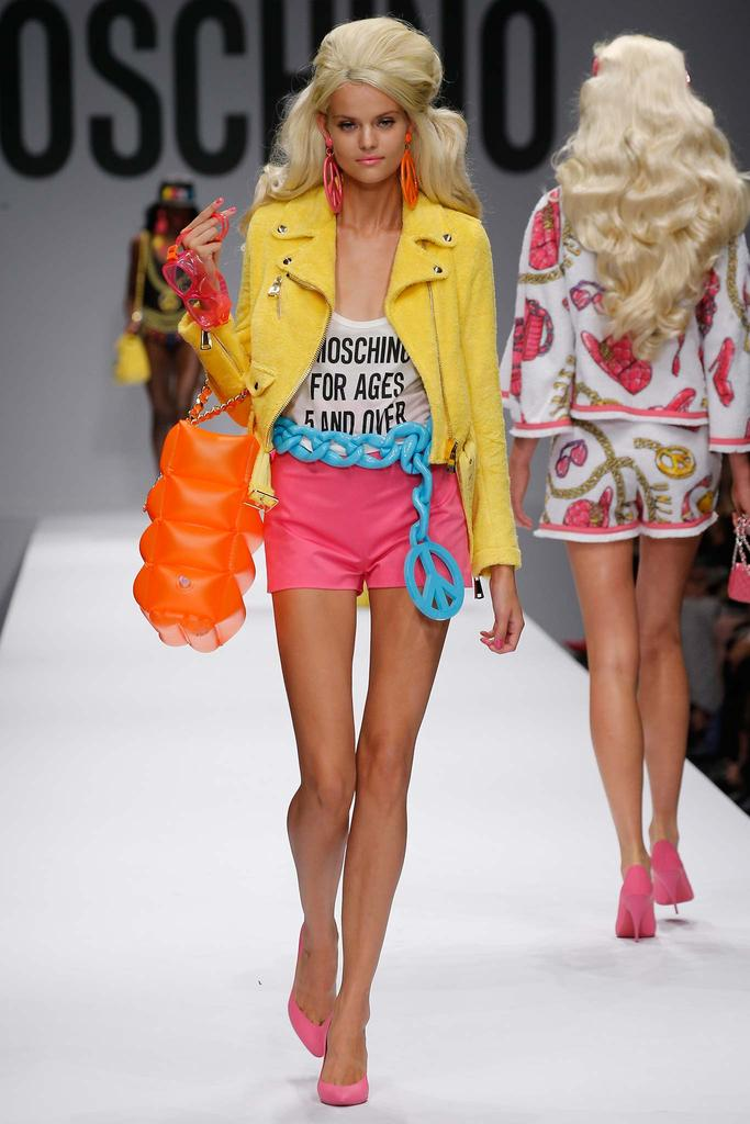 """Moschino For Ages 5 and Older"""