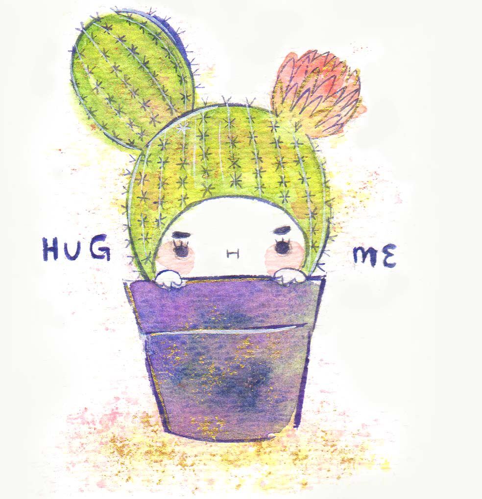 the secret wish of a cactus
