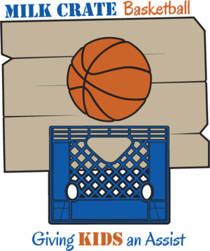 Milk Crate Basketball