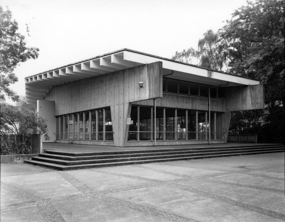 Photo by John Stamets for Docomomo WEWA.