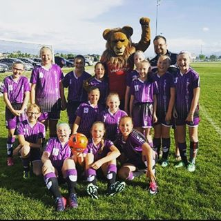 Outlaws U11 Girls played an awesome game and came out with a 2-0 win today. Great job ladies! #outlawsfc #wasatchclassic #leothelion