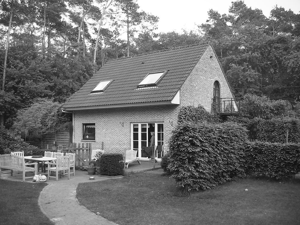 Architect Kleine Woning : Project ged u2014 architect jo van rossem