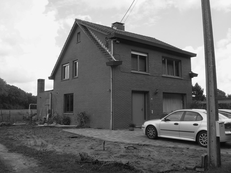 Magnifiek VERBOUWEN OF AFBREKEN/NIEUWBOUW — ARCHITECT JO VAN ROSSEM #IC97