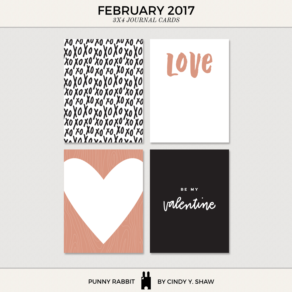 Punny-Rabbit-February-2017-Journal-Cards-Preview.png