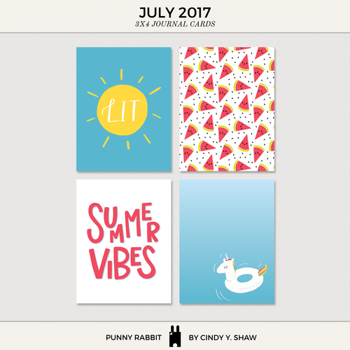 Punny-Rabbit-June-2017-Journal-Cards-Preview.png