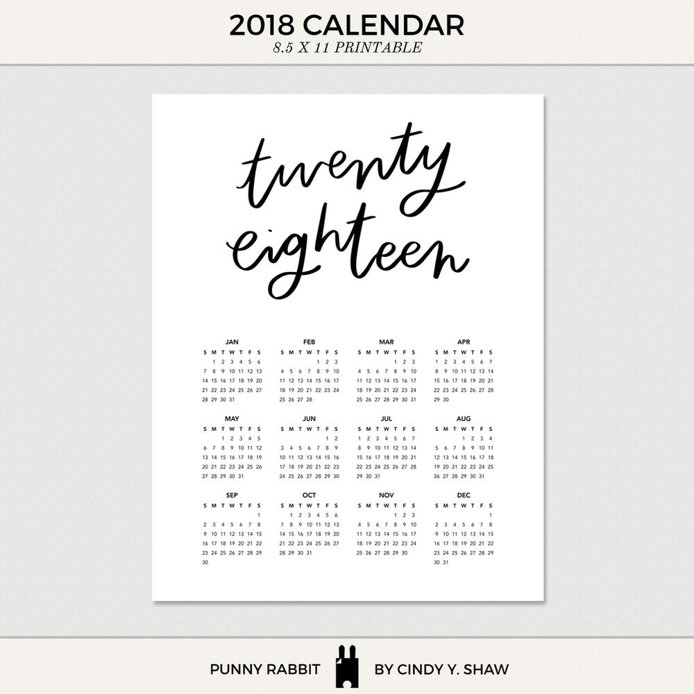 Punny-Rabbit-2018-Calendar-Preview.png