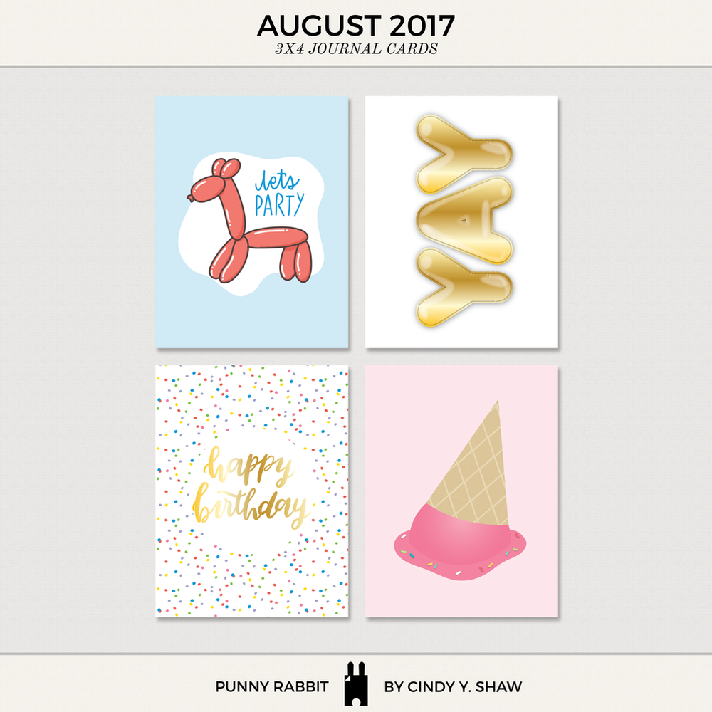 Punny-Rabbit-August-2017-Journal-Cards-Preview.png