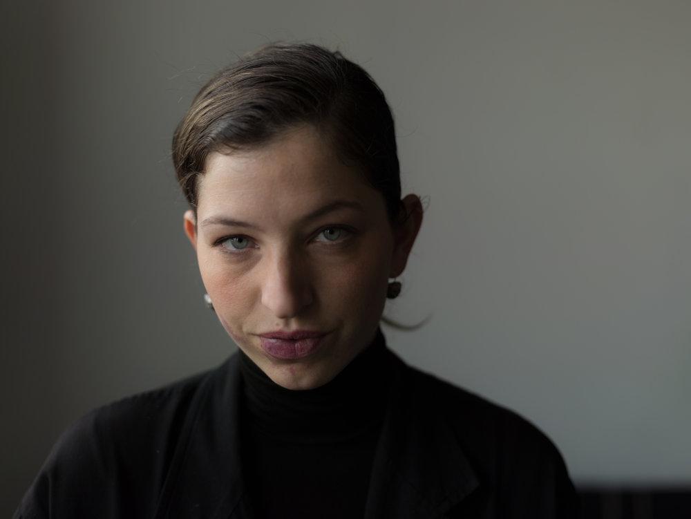 Sophie Corra | Editor