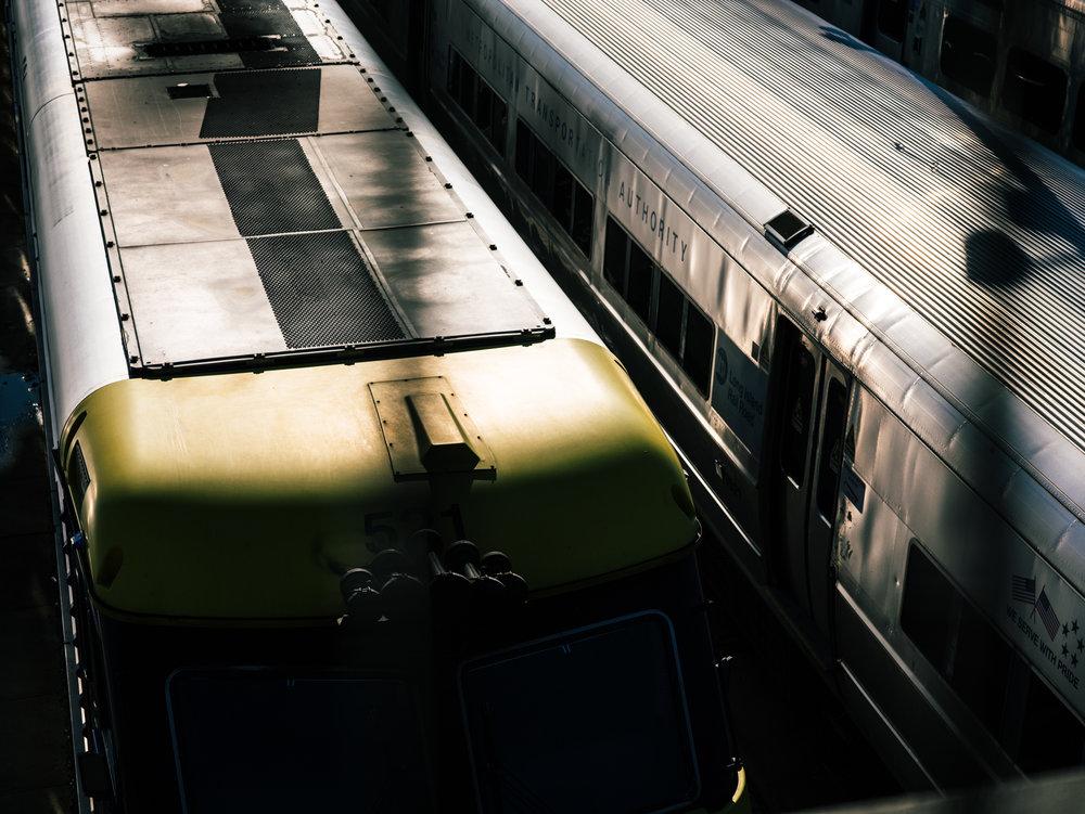 Hudson Rail Yards