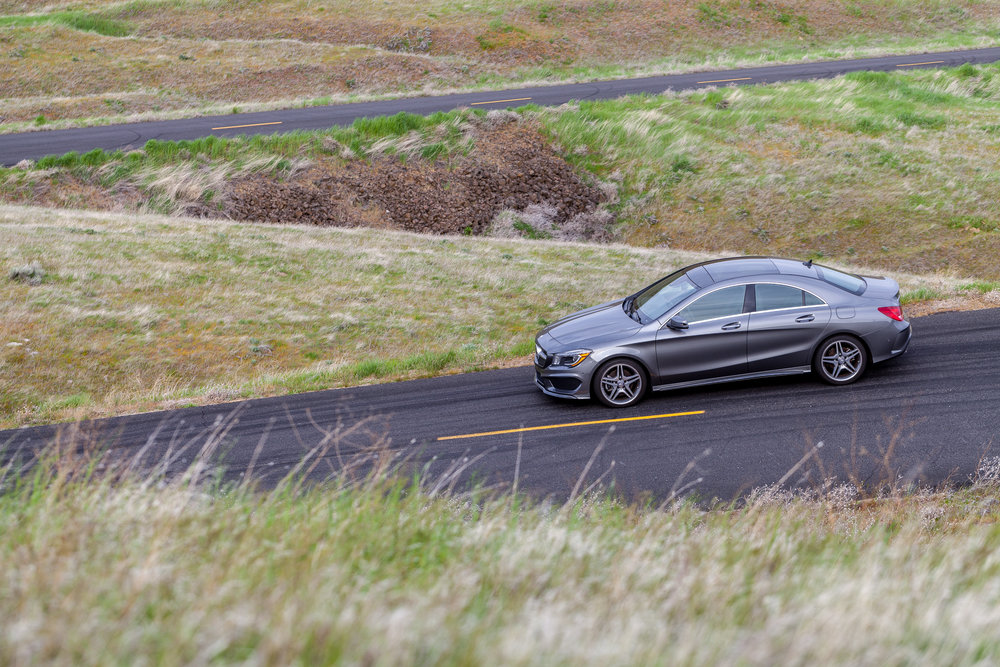 CLA | Maryhill Loops Road, Washington State