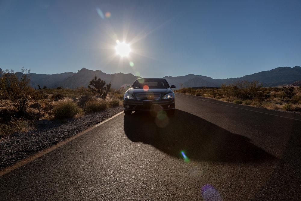 S-Class (S63 AMG) | Las Vegas, Nevada