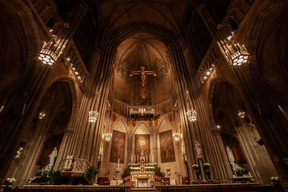 Church of the Blessed Sacrament, Upper West Side, Manhattan