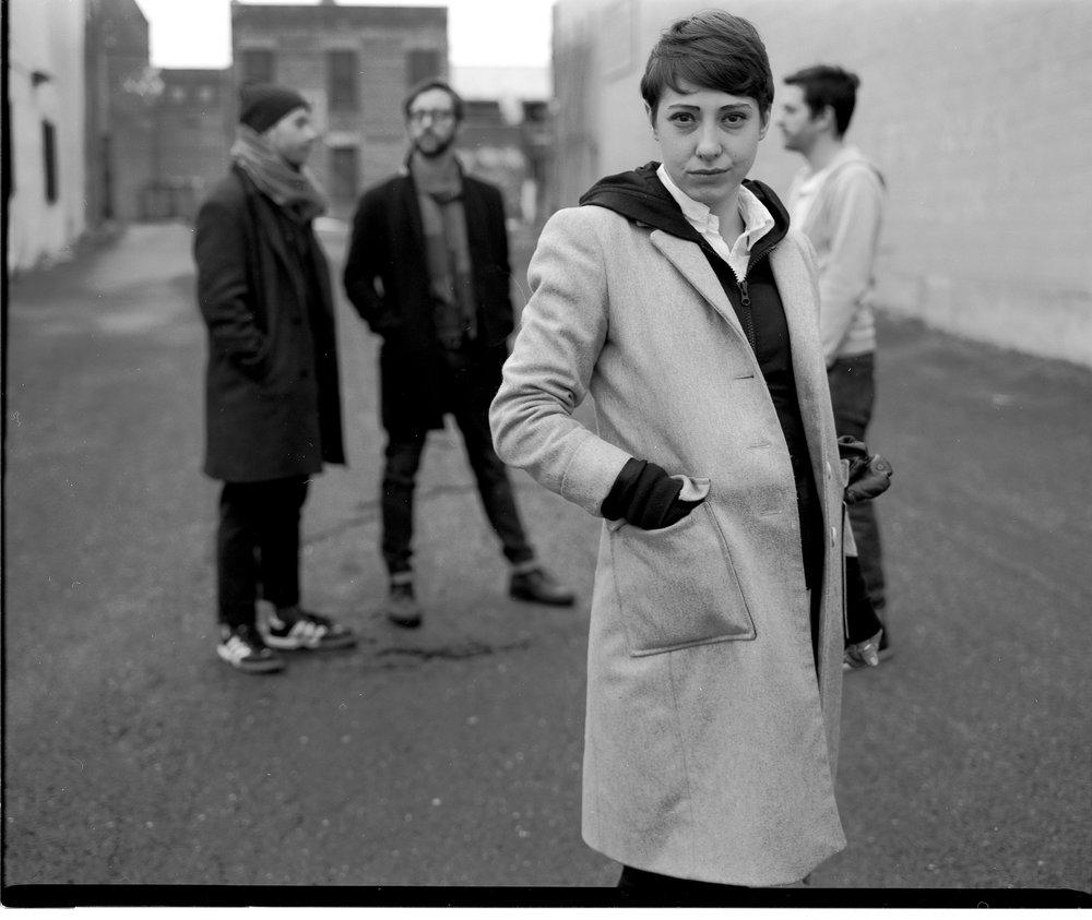 Michelle Wake and her band | Gowanus, Brooklyn