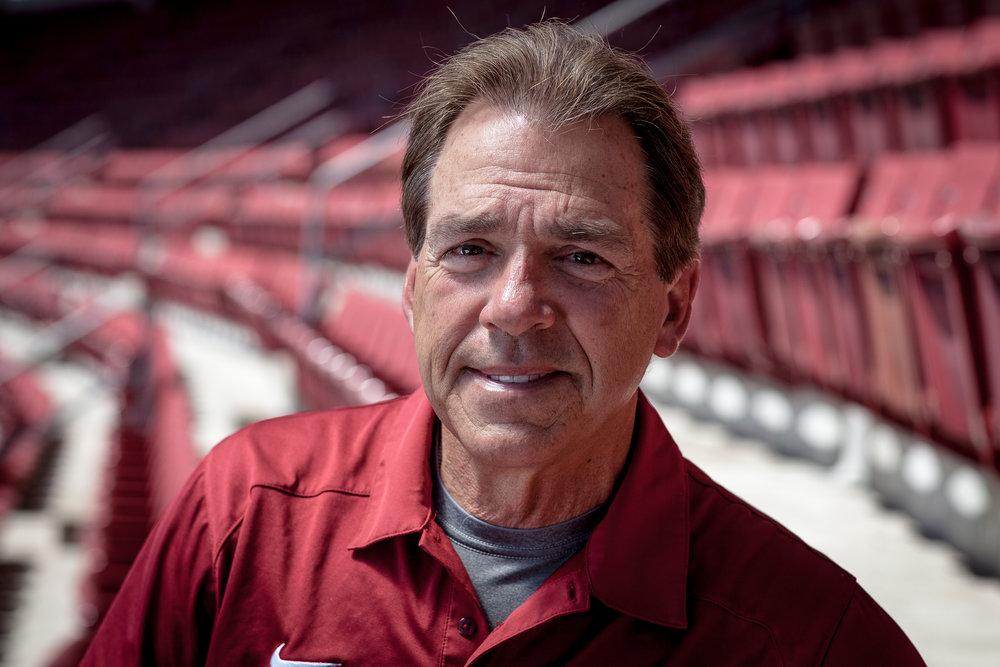 Nick Saban | Head Coach, University of Alabama Football