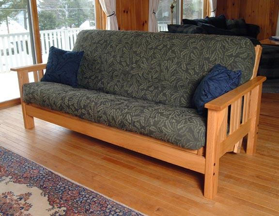 A very sophisticated Futon......