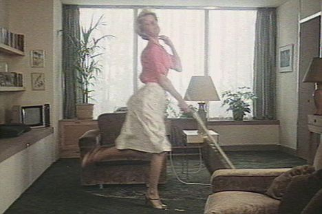 Vacuuming the carpet was fun again....