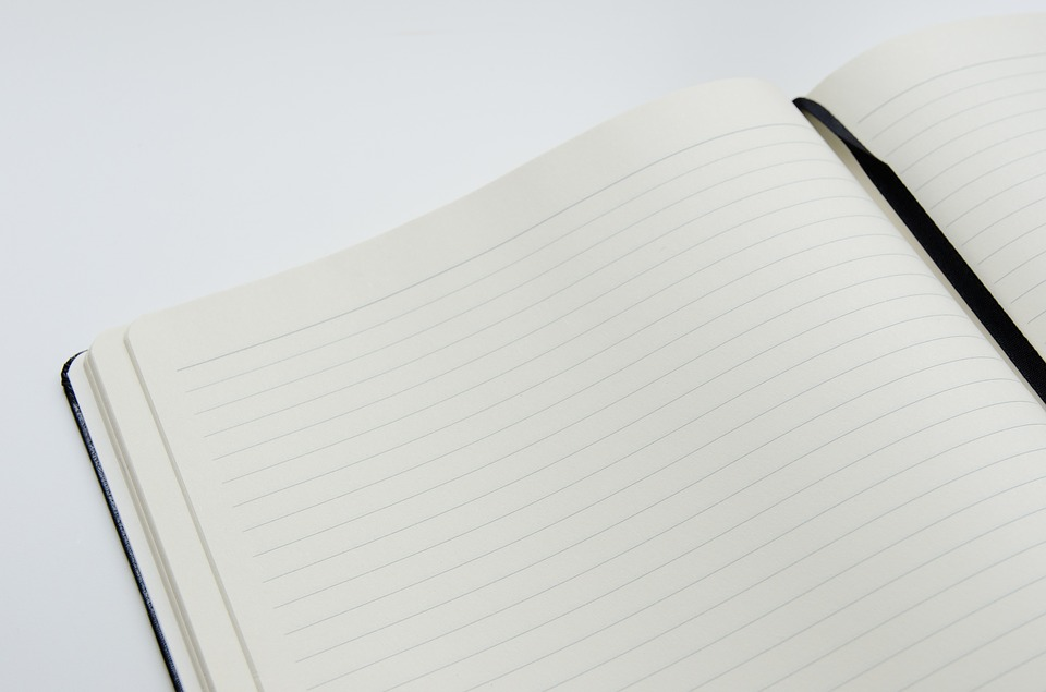 Do work better with a blank page?