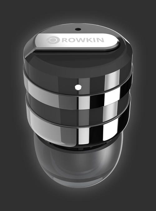 Rowkin Mini Wireless Bluetooth Headset - Space Gray