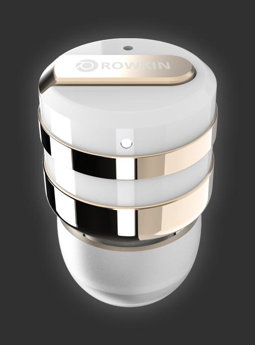 Rowkin Mini Wireless Bluetooth Headset - 24K Gold Edition