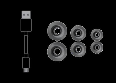 true wireless earbuds, rowkin, earphones, headphones, moving forward, bit charge touch