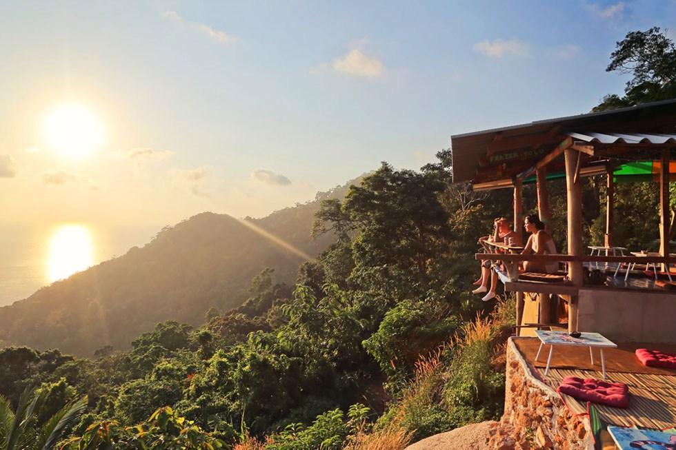 Mango Viewpoint, Thailand