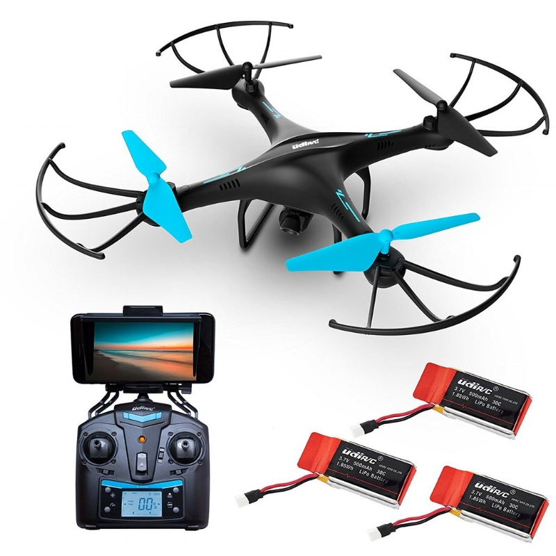 Force1 Quadcopter Drone
