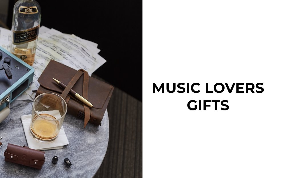 Music Lovers Gift Guide