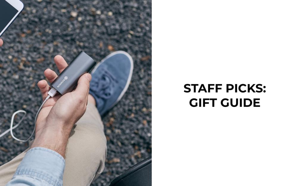 Rowkin Staff Picks: Gift Guide