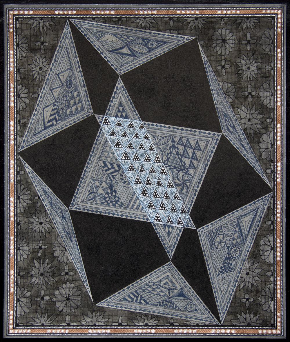 Rhomboid Taupou
