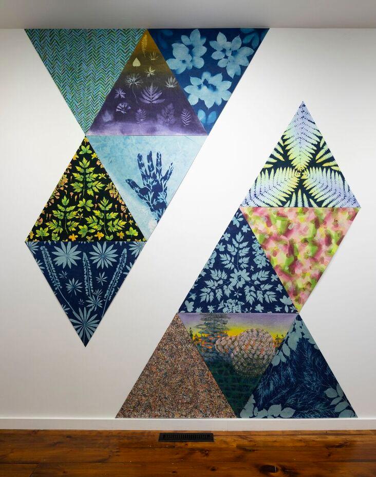 Qonasqamkuk (Installation #2: Jeff Bailey Gallery)