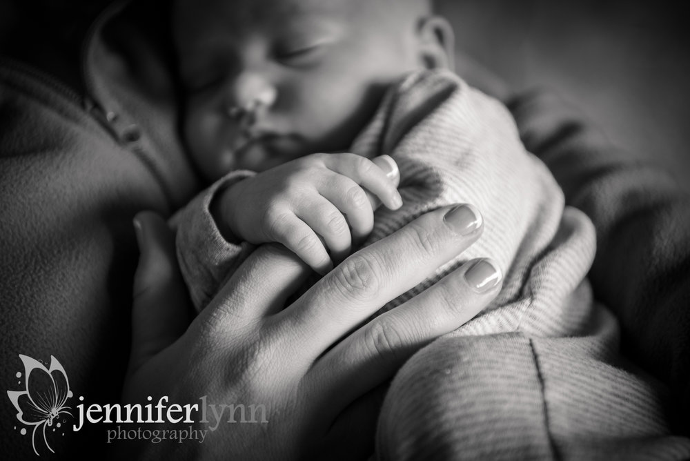 Image Title: Still Connected  Winning image that earned a Merit of Recognition in the Baby category for NAPCP's International Image Competition, July 2017. Only five images received awards in this category.