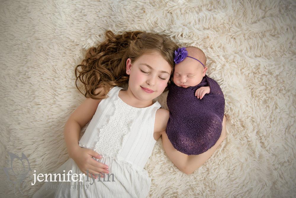 Sisterly Love Fur Purple.