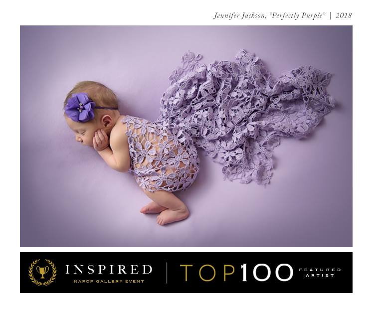 NAPCP Inspiried Gallery Event Top 100 Winner