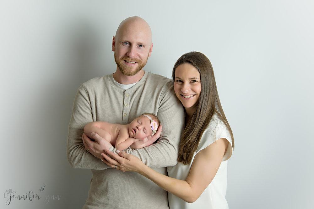 Newborn Girl Parents