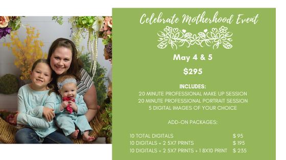 Motherhood Event Details