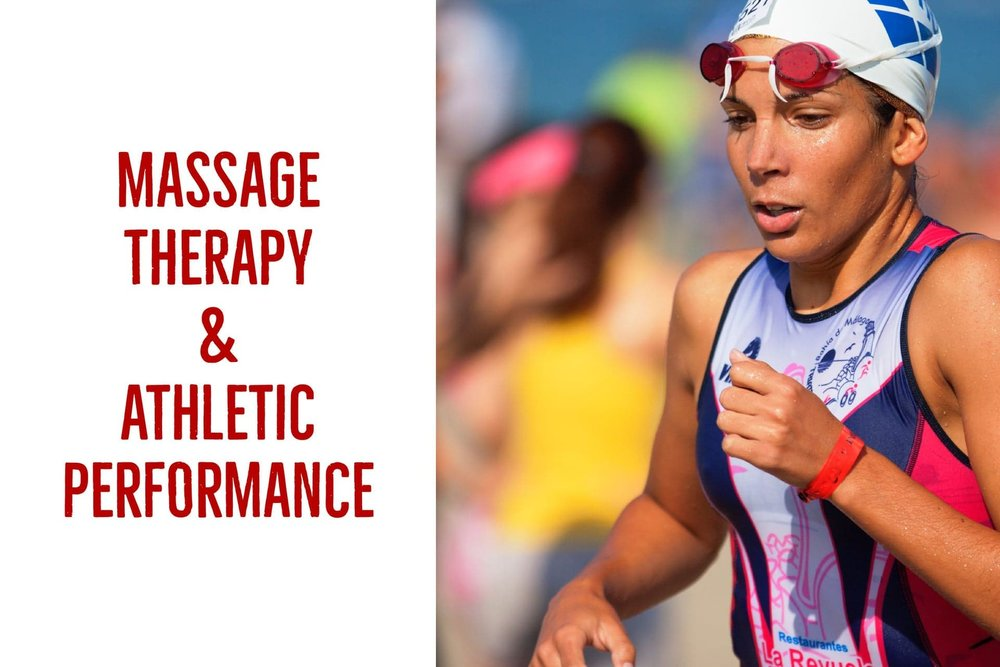 massage therapy for athletes